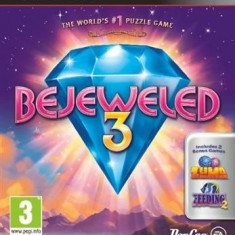 Bejeweled 3 Ps3 - Jocuri PS3 Electronic Arts