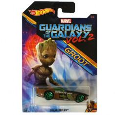 Masinuta Hot Wheels Car Guardians Of Galaxy Solar Reflex