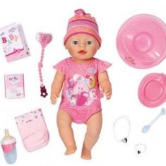 Papusa Zapf Creation Baby Born Interactive Doll