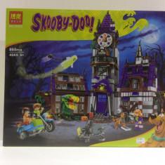 Joc Tip Lego Scooby Doo BELA 10432 de 860 piese - Set de constructie