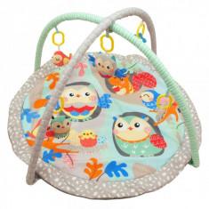 Saltea de joaca pentru copii Birds Nest Baby Mix - Tarc de joaca