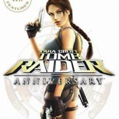 Tomb Raider Anniversary Nintendo Wii - Jocuri WII Eidos, Actiune, 12+