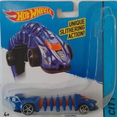 Jucarie Hot Wheels Mutant Machines Flexforce - Masinuta