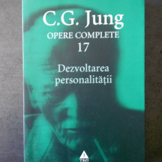 C. G. JUNG - DEZVOLTAREA PERSONALITATII