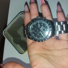 Vand ceas - Ceas barbatesc Fossil, Quartz