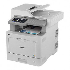 Multifunctionala Brother MFCL9570CDW MFC A4 Laser Color USB Wireless Alb