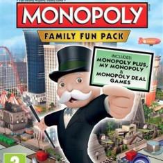 Monopoly Family Fun Pack Xbox One - Jocuri Xbox One Ubisoft