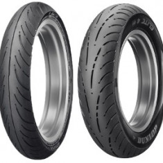 Motorcycle Tyres Dunlop Elite 4 ( 130/90B16 TL 73H Roata spate ) - Anvelope moto