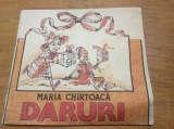 DARURI - MARIA CHIRTOACA - 1989