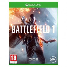 Battlefield 1 Xbox One - Jocuri Xbox One Electronic Arts, Shooting, 18+, Multiplayer