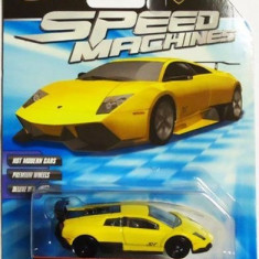 Masinuta Hot Wheels Car Lamborghini Murcielago