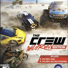 The Crew Wild Run Xbox One - Jocuri Xbox One Ubisoft, Curse auto-moto, 12+