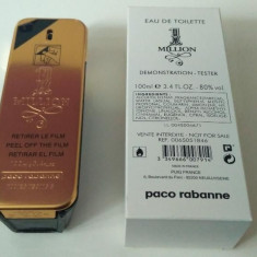 Parfum one 1 Million  Paco Rabanne 100ml EDT TESTER original, Apa de toaleta, 100 ml, Lemnos oriental