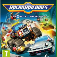 Micro Machines World Series Xbox One - Jocuri Xbox One
