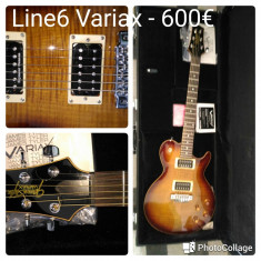 Ghitara Line6 Variax - Chitara electrica