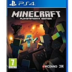 Minecraft Ps4 - Jocuri PS4, Actiune, 3+