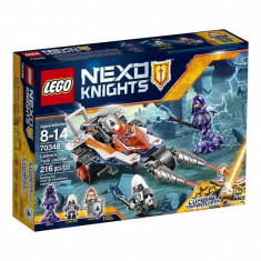 Motocicleta dubla a lui Lance 70348 Lego Nexo Knight