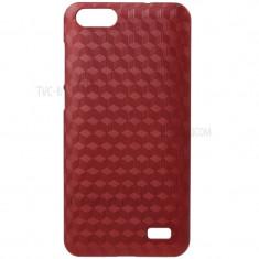 Husa plastic pentru Blackview A7 / iHunt Like 2, Rosu - Husa Telefon