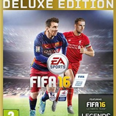 Fifa 16 Deluxe Edition Xbox One - Jocuri Xbox One Electronic Arts