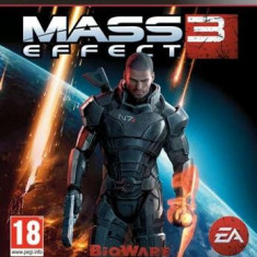 Mass Effect 3 Ps3 - Jocuri PS3 Electronic Arts, Shooting, 16+