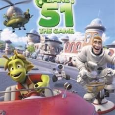 Planet 51 Nintendo Wii - Jocuri WII Sega, Actiune