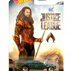 Jucarie Hot Wheels Dc Justice League Blvd Bruiser 5/7 - Masinuta Hasbro