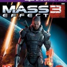 Mass Effect 3 (Kinect) Xbox 360 - Jocuri Xbox 360, Shooting, 16+, Single player