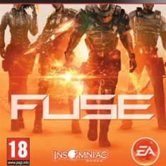 Fuse Ps3 - Jocuri PS3 Electronic Arts, Shooting
