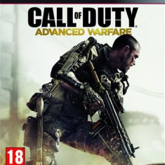 Call Of Duty Advanced Warfare Ps3 - Jocuri PS3 Activision, Shooting, 18+