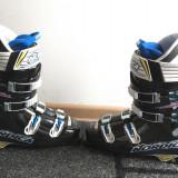Clapari ski Nordica Dobermann WorldCup, flex 130, noi, Marime: 42