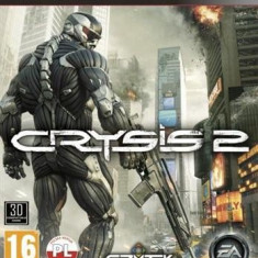 Crysis 2 Ps3 - Jocuri PS3 Electronic Arts, Shooting, 18+