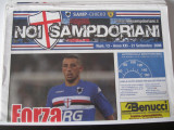 Sampdoria - Chievo  -  (21 septembrie  2008),  program de meci