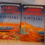 James Clavell - Virtejul - 2 vol. - Carte de aventura