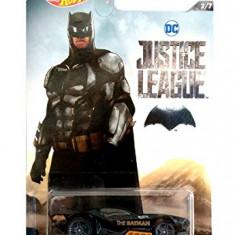 Jucarie Hot Wheels Justice Leauge Street Shaker Batman (2/7) - Masinuta Hasbro