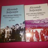 Doua Secole Impreuna Evreii Si Rusii In Epoca Sovietica /2 Volume)- Soljenitin - Istorie