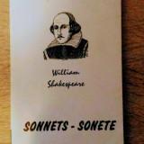 Shakespeare -Sonnets-Sonete