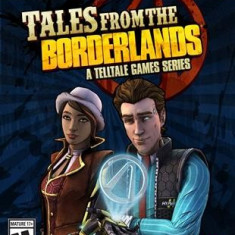 Tales From The Borderlands Xbox One - Jocuri Xbox One, Actiune, 18+, Multiplayer