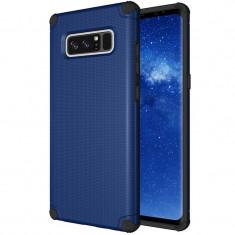 Husa Light Armor pentru Samsung Galaxy Note 8, Blue - Husa Telefon