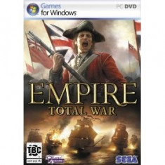 Empire Total War Pc - Joc PC Sega
