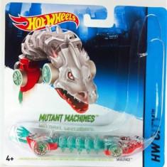 Jucarie Hot Wheels Mutant Machines Skullface - Masinuta