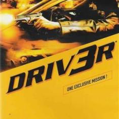 Driver 3 Pc - Joc PC, Curse auto moto, 16+