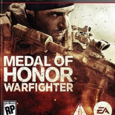 Medal Of Honor Warfighter Ps3 - Jocuri PS3 Electronic Arts