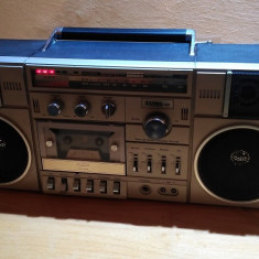 RADIO CASETOFON VINTAGE SANWA 7099