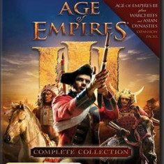 Age Of Empires Iii Complete Collection Pc - Joc PC