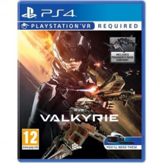 Eve Valkyrie (Psvr) Ps4 - Jocuri PS4, Role playing, 12+