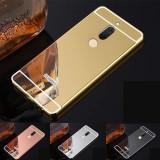 Cumpara ieftin Husa / Bumper aluminiu +spate oglinda pentru Huawei Mate 10 lite