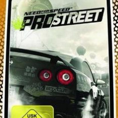 Need For Speed Prostreet Psp - Jocuri PSP Electronic Arts, Curse auto-moto, 12+, Single player