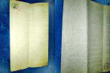 Act vechi Romania Vanzare 1919-Ocol Spineni Judecatoria Tribunal Olt.