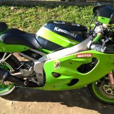 KAWASAKI ninja zx6 r variante MOTO/AUTO - Motociclete