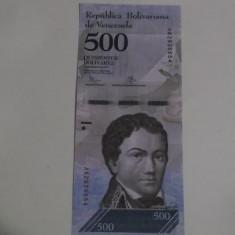 Venezuela 500 bolivari